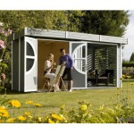 Vente abris de jardin en bois sur internet
