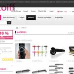 Achat matériel de coiffure en ligne