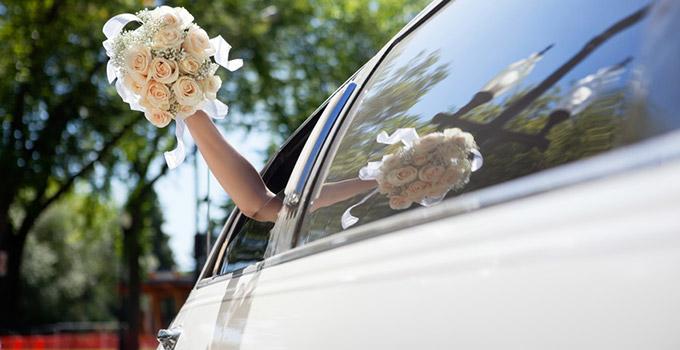 vehicule de prestige pour se marier